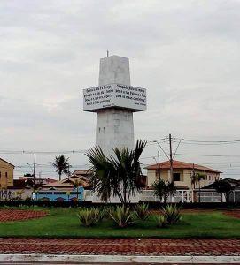 Praça da Bíblia - Praia Grande -SP